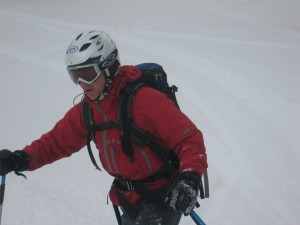 Revelling in the pow...