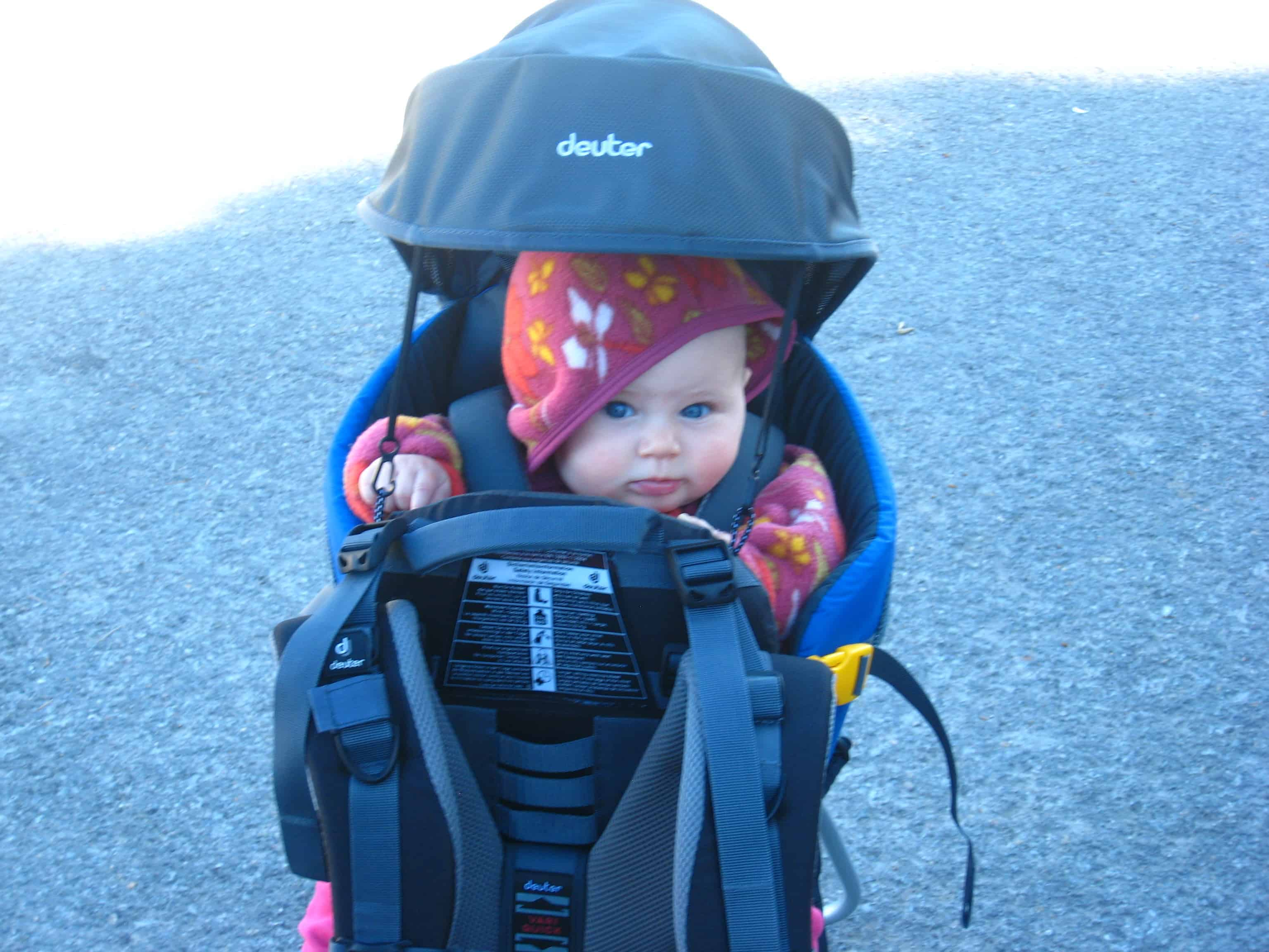 deuter kid comfort 1 vs 2 images