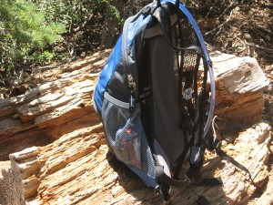 Deuter Race X Air 1 Side View