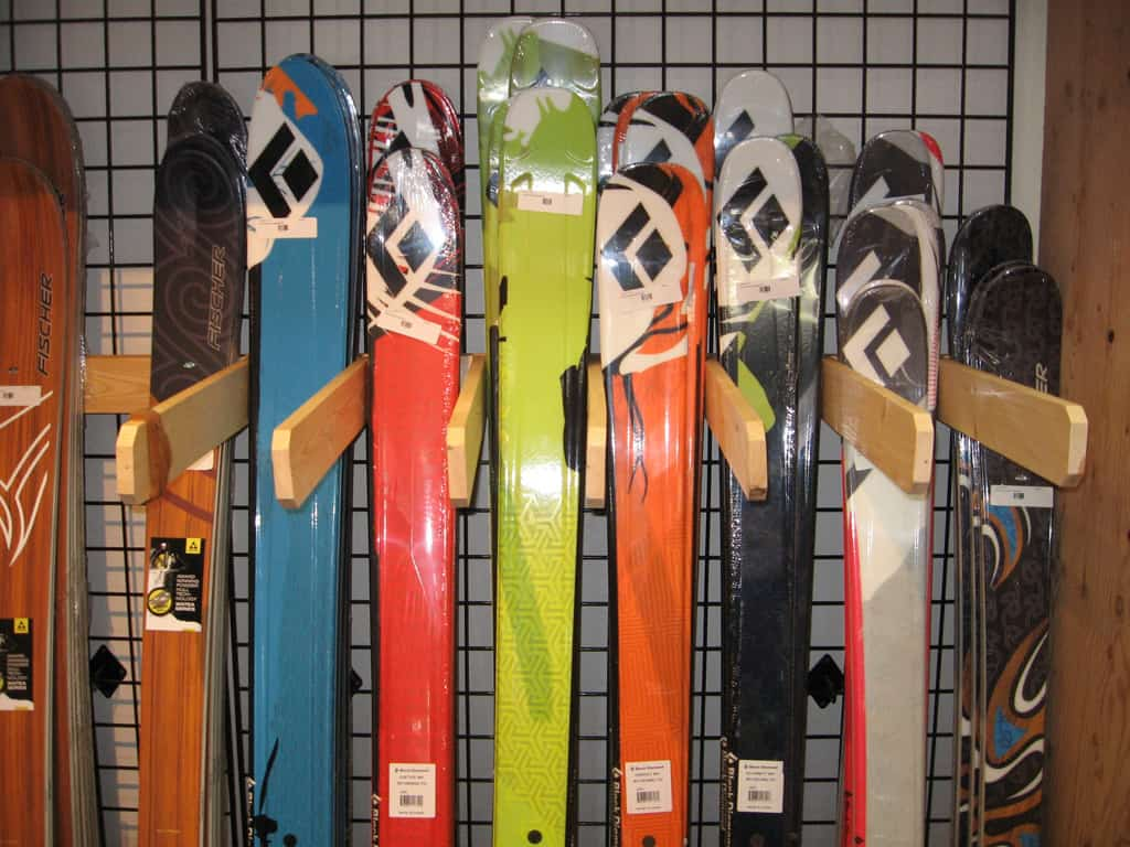 Black Diamond 2010 Power Series Skis