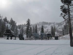 Roundhouse and Summit 6 at Alpine Meadows 11.12.09