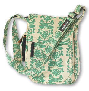 Kavu Kicker Shoulder Bag in the Color Wallflower