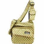 Kavu Seattle Sling Purse in the color Star Print