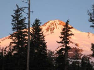 East Side of Mt. Shasta 7.2.10