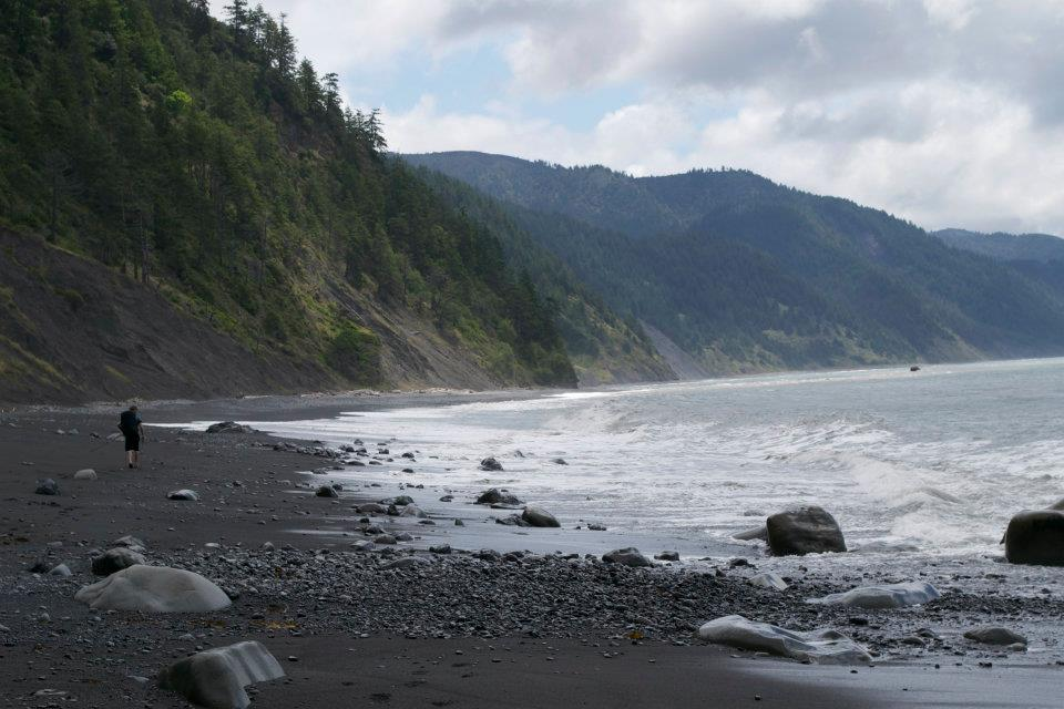 Lost Coast Backpacking