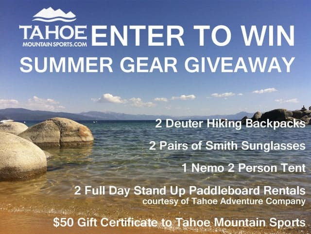 Enter to win Summer Giveaway