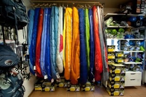 Sleeping Bags and Tents on Sale