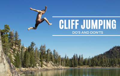 The do's and don'ts of cliff jumping in Truckee and Lake Tahoe