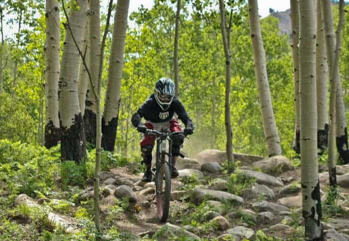Mountain Biking Trails Tahoe