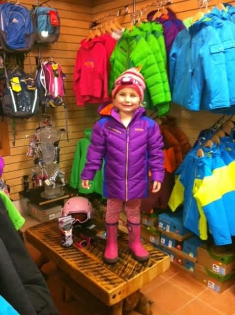 kids winter outerwear