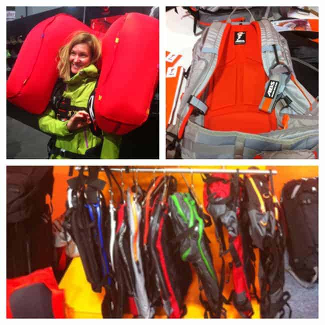 avalanche airbag backpacks 2014