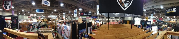 Outdoor Retailer Salt Palace