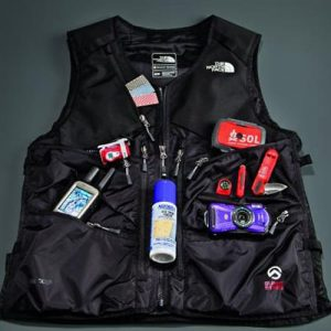 ABS Powder Guide Vest