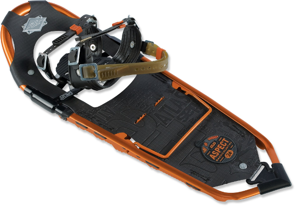 Atlas mountain snowshoe