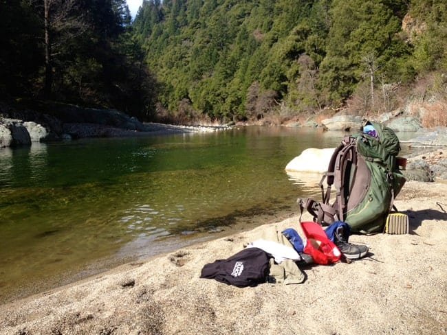 lower yuba river camping