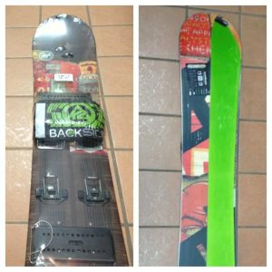 Splitboard Homemade Snowboard Kit 57
