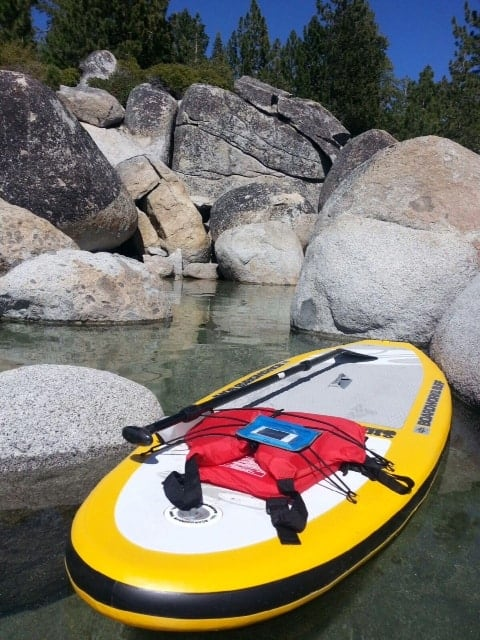 inflatable sup tahoe