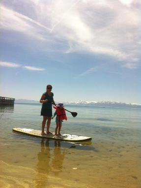 inflatable sup rental tahoe