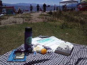 tahoe beach packing list