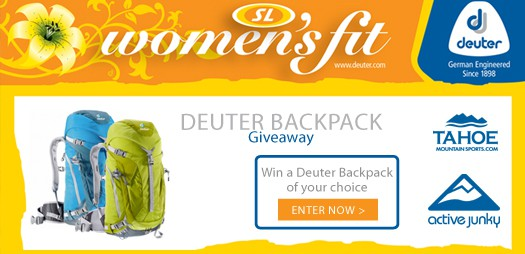 deuter sl backpacks