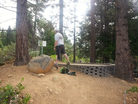 Best Disc Golf In Tahoe Lake Of The Sky Course Tahoe