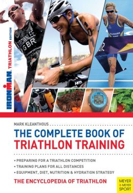 the complete book of triathlon
