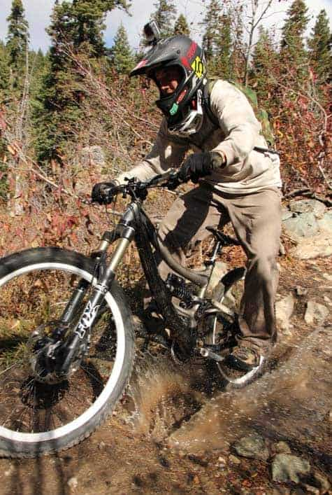 downieville-biking-creek