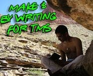 Make Money By Writing For TMS