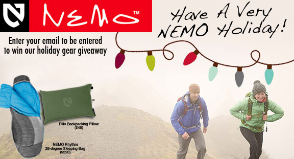 Nemo-Holiday-Gear-Giveaway