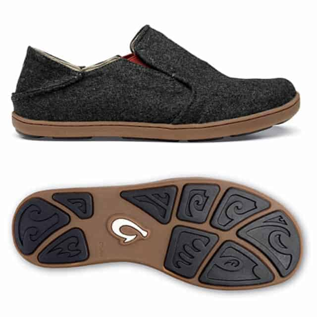 Olu'Kai Nohea Wool Slip On Shoes