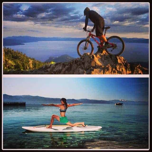 tahoe mountain sports bike sup