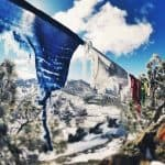 Prayer Flags at Squaw Valley                  (Ph: Michelle Parker)