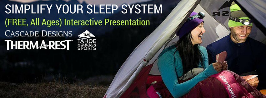 SIMPLIFY YOUR SLEEP SYSTEM!