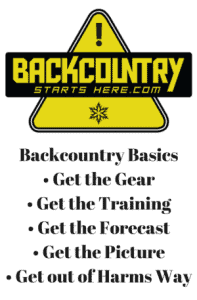 Backcountry Basics • Get the Gear• Get the