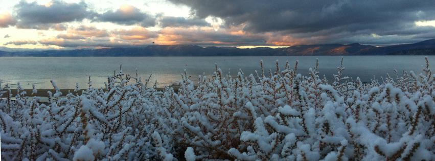 Lake Tahoe in its splendor!