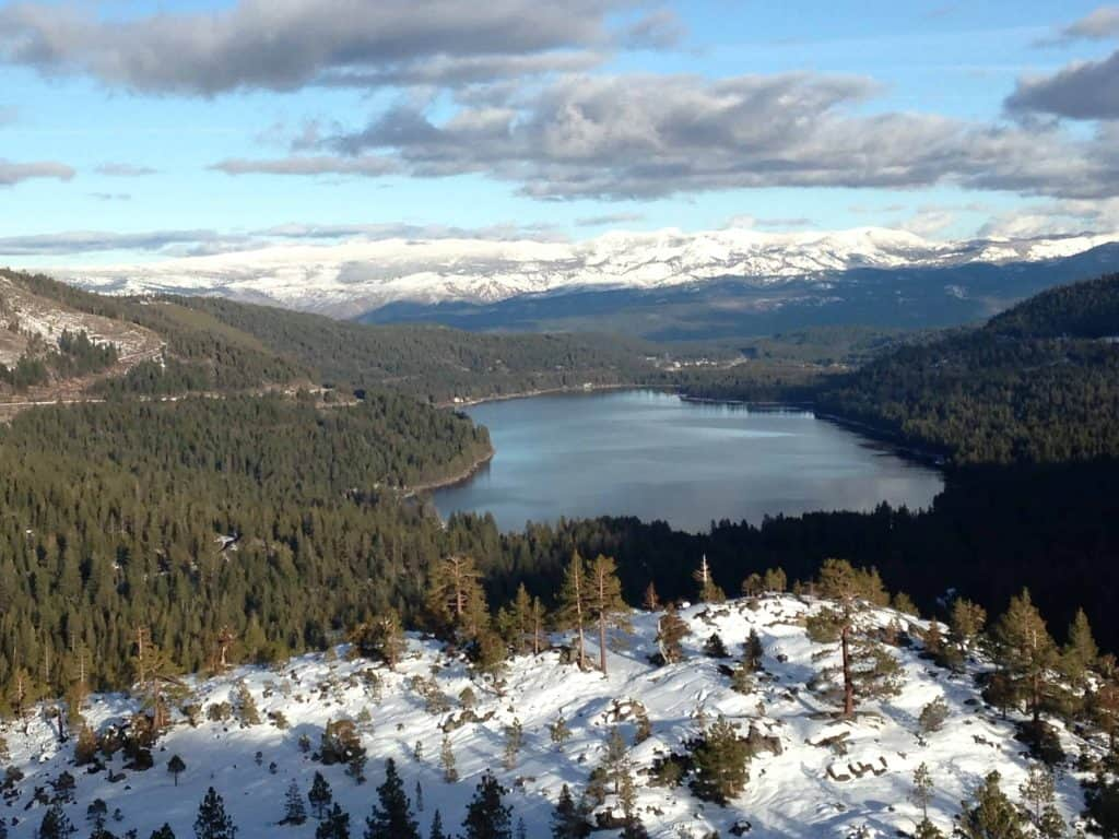 Donner Lake in all its spendor!