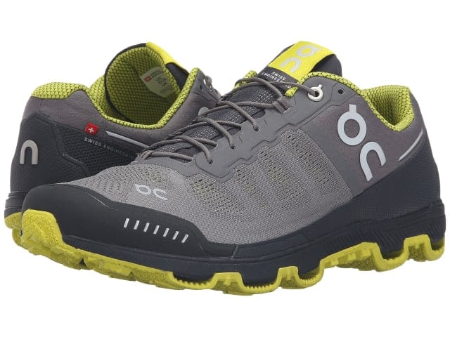 The Cloudventure Is A Swiss Designed Trail Running Shoe From On Company And Has Only Been Available