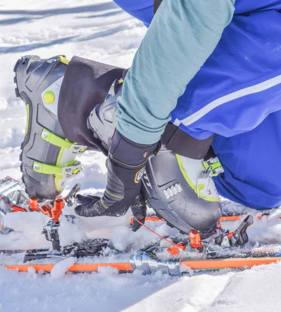 G3 Ski Crampon Easy On/Off