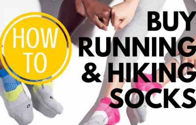 How to Buy Running and Hiking Socks