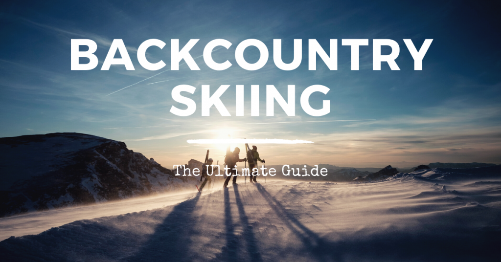 Follow our Ultimate Guide to Backcountry Skiing and enjoy Truckee-Tahoe in winter!