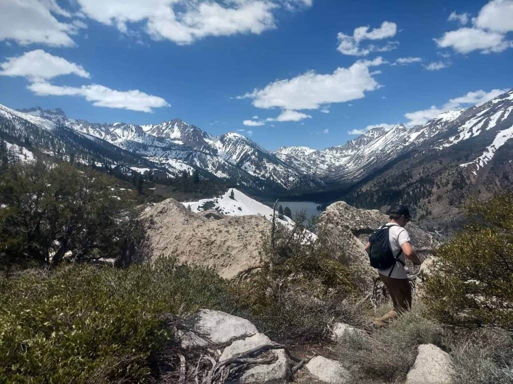 Find the right hiking shoe for the eastern Sierra