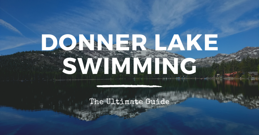 The Ultimate Guide to Donner Lake Swimming