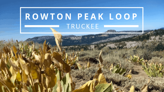 Go hiking on the Rowton Peak Loop