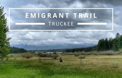 Emigrant Trail in Truckee