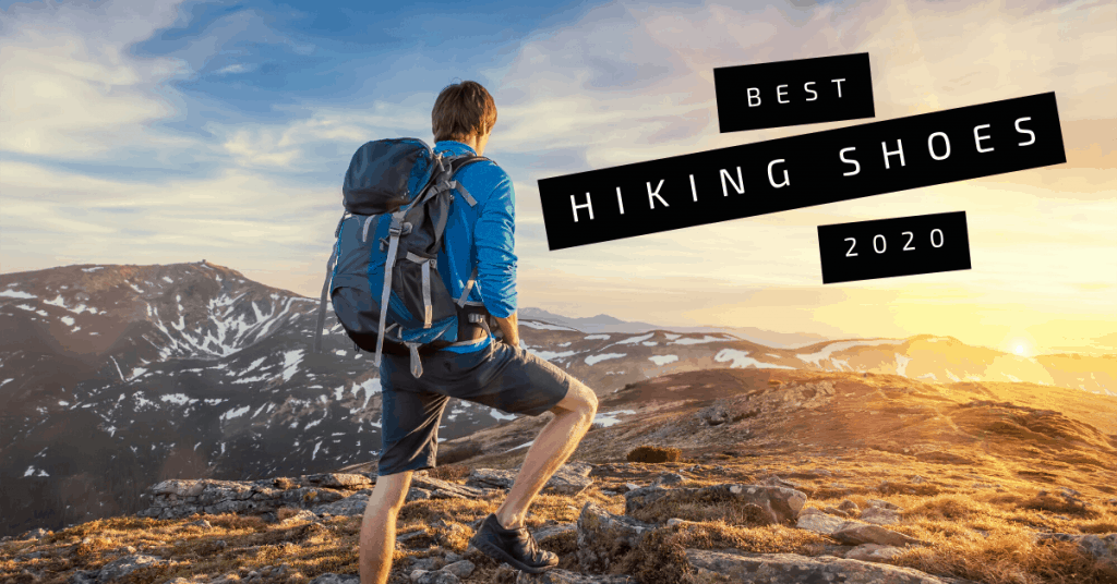 best hiking shoes 2020