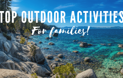 Top Outdoor Activities for Families