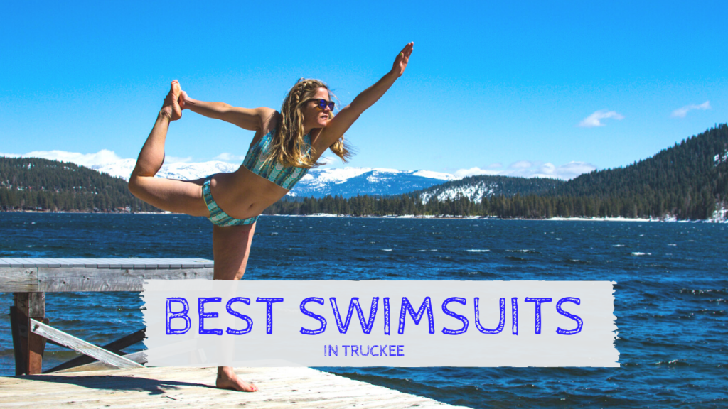 Shop the best swimsuits in Truckee at Tahoe Mountain Sports