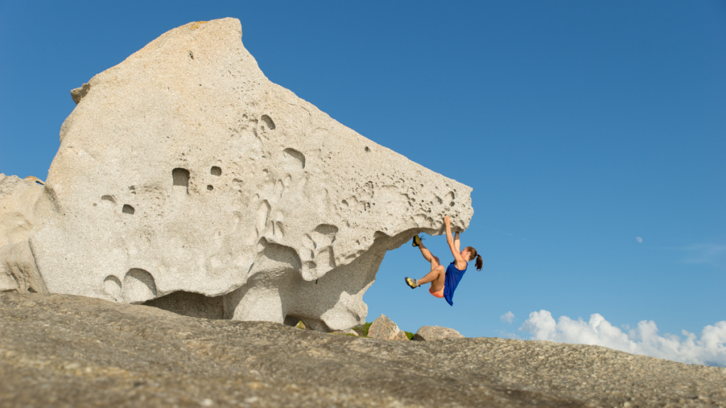 Where to go climbing and bouldering in Truckee with kids?
